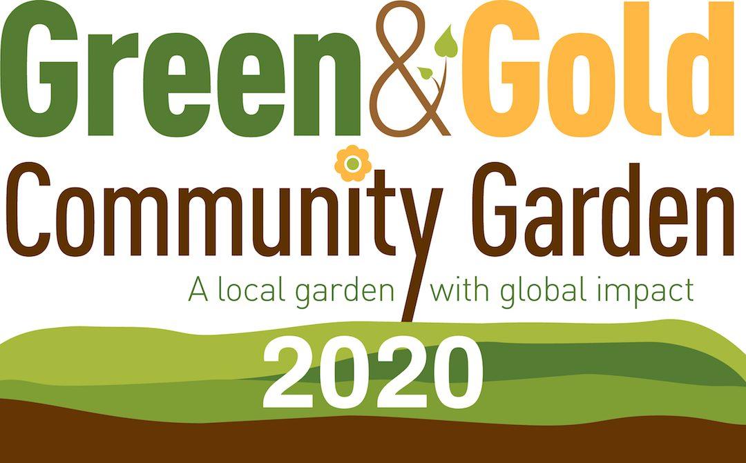 Green & Gold Garden Annual Newsletter 2020