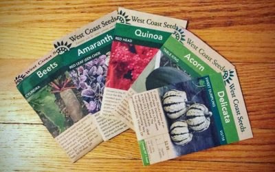 West Coast Seeds Fundraiser